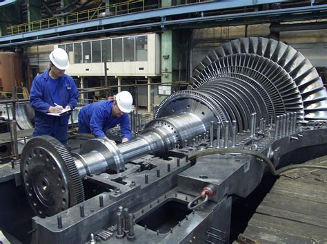 Impulse Steam Turbine