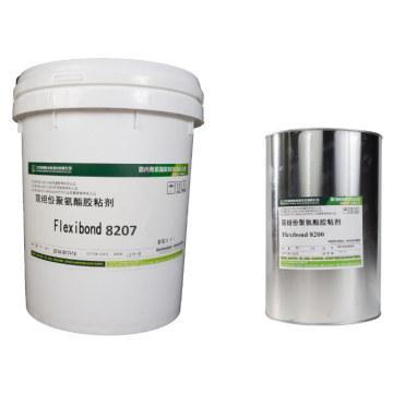 Dos componentes PU Paneles de sándwich adhesivo de laminado y multi-propósito Bonding (Flexibond 8207)