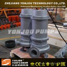 Pompe submersible d'eaux d'égout (WQ)