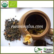 Органический сертифицированный Тайваньский чай Camellia Gaba Oolong