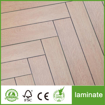 AC4 Herringbone Laminate Flooring