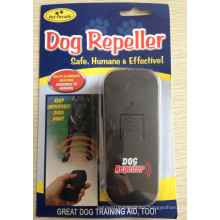 Ultrasonic Dog Chaser Dog Training Dog Repeller (ZT12015)