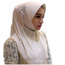 Fashion women two facewomen hijab muslim scarves/scarf