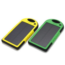 4000mAh Factory Original Solar Mobile Phone Bank Power Charger