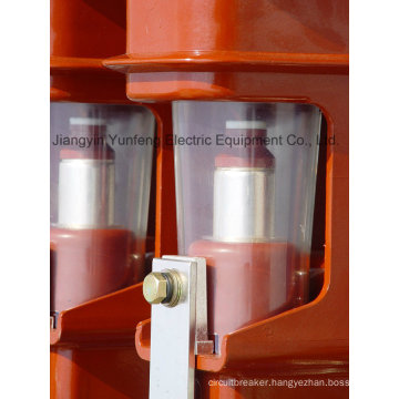 Fn12-Air-Compressing Switchgear for Indoor Use with Fuse Combination Unit
