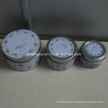 Series of Different Sizes′ Tin Candles