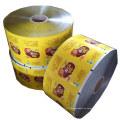 Lebensmittelrollenfolie / Lebensmittelverpackungsfolie / Snacks Verpackung Fim