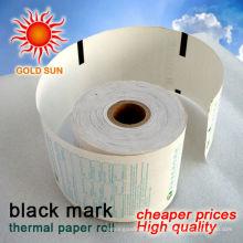 Schwarzmark Thermopapierrolle