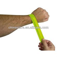 EN13356 Reflective Slap Bracelet