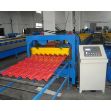 Профилегибочная машина для производства глазурованной плитки модели 828