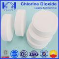 Industrielle Zirkulation Wasseraufbereitung Chemische 100g Chlordioxid Tablette mit Bestpreis