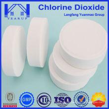Wasserbehandlung Chemikalien Verwendung Chlordioxid in China