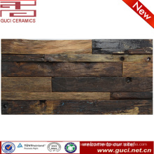 2016 new product mosaic wooden wall tile for shop design