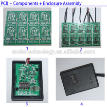Health Care PCB board,ISO RoHS UL FCC CE certification
