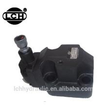 Válvula de segurança da válvula hidráulica de operação manual yuken