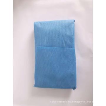bolsa de orina con catéter de drenaje unisex portátil
