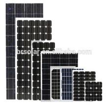 5W-300W Solar PV Module Supplier en China, Precio bajo para el módulo de energía solar fotovoltaica, alta eficiencia solar PV Module Factory