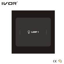 1 Gang Lighting Switch Touch Panel (SK-T1200L1)