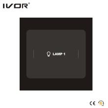 Panneau tactile à 1 interrupteur à allumage (SK-T1200L1)