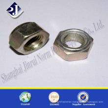 Alibaba Online Shopping Hot Sale DIN985 Grade 8 Nylon Locknut
