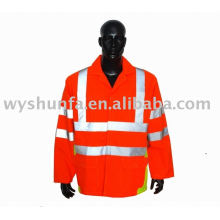 Ropa de trabajo reflectante de seguridad