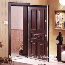 Custom Panel Design Armoured Door, Steel Turkish Doors External Swing Doors