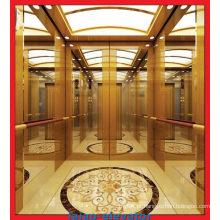 Vidro e Espelho Ecthed Sightseeing Elevador Panorama Lift