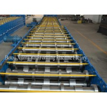 High Grade Ppgi Floor Deck Roll Forming Machine