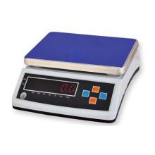Цифровая шкала взвешивания весов