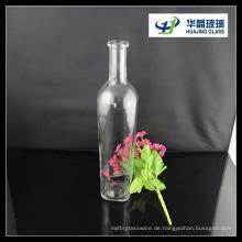 2015 heißer Verkauf 25oz Square Weinflasche Eisbecher