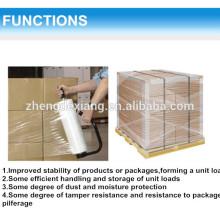 5 слоя пластиковой упаковки паллет ручной стретч-пленки рулон