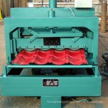 Станок для склеивания плит из листовой стали