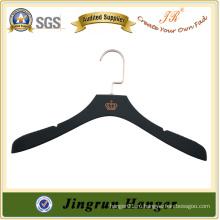 Модная горячая пластиковая вешалка для одежды