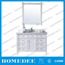 HOMEDEE Shabby Chic Bathroom Furniture Bathroom Cabinet
