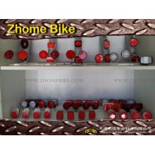 Pièces/réflecteurs de vélo, avant et arrière réflecteurs, déflecteurs de roue, Cat Eye