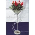 Pot à fleur en acier inoxydable pour décoration