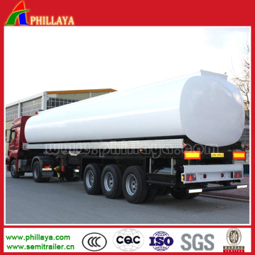 Heavy Duty 3 Axle Water Tank Semi Trailer