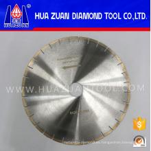 Hoja de sierra de diamante de 18 pulgadas para mármol