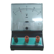 J0408 Voltímetros educativos de equipos de laboratorio