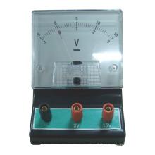 J0408 Voltmètres éducatifs pour équipement de laboratoire