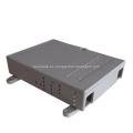 4 puertos para SC Duplex Fiber Optic Socket