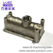 Parte de mecanizado CNC para diversos usos industriales