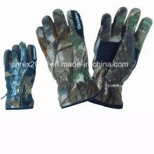 Fleece Winter Warm 3m Thinsulate Fashion Polar Fleece Outdoor Glove-Jg10W036