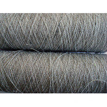 Fibre Dyed Pure Linen Yarn-Heather Color
