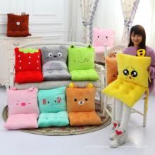 Bonito Dos Desenhos Animados Almofada Mais Grosso Almofada Cadeira de Escritório Almofadas Almofada Do Assento de Carro Almofada Cadeira Dos Alunos