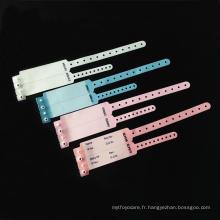 CE approuvé par l'ISO type de type bébé type bande d'identification avec un excellent prix