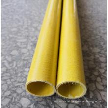 30 mm x 28 mm Glasfaserrohr mit Glasfasermatte
