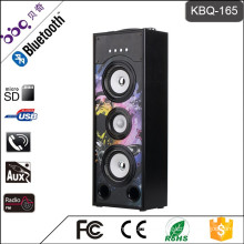 BBQ KBQ-165 25W 3000mAh Interface for Line in and Power Charge MP3 Player with Built in Speaker