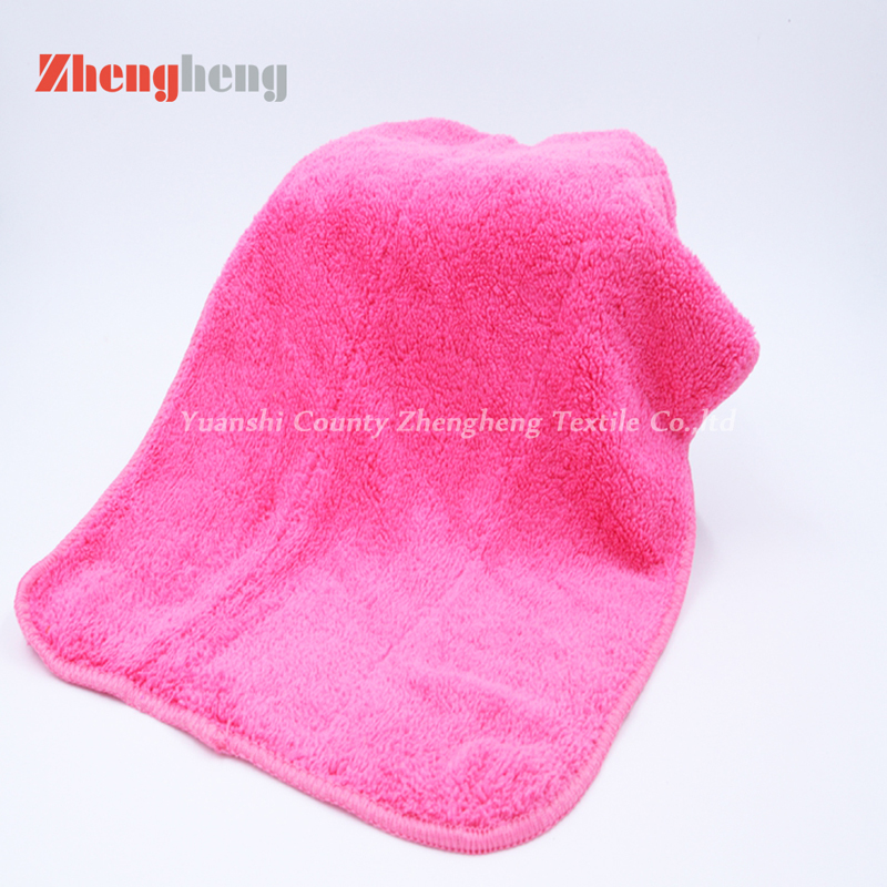 Polyester Coral Fleece Towel (2)