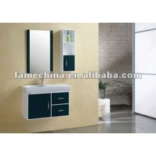 Armário de banheiro moderno em PVC preço competitivo sanitário